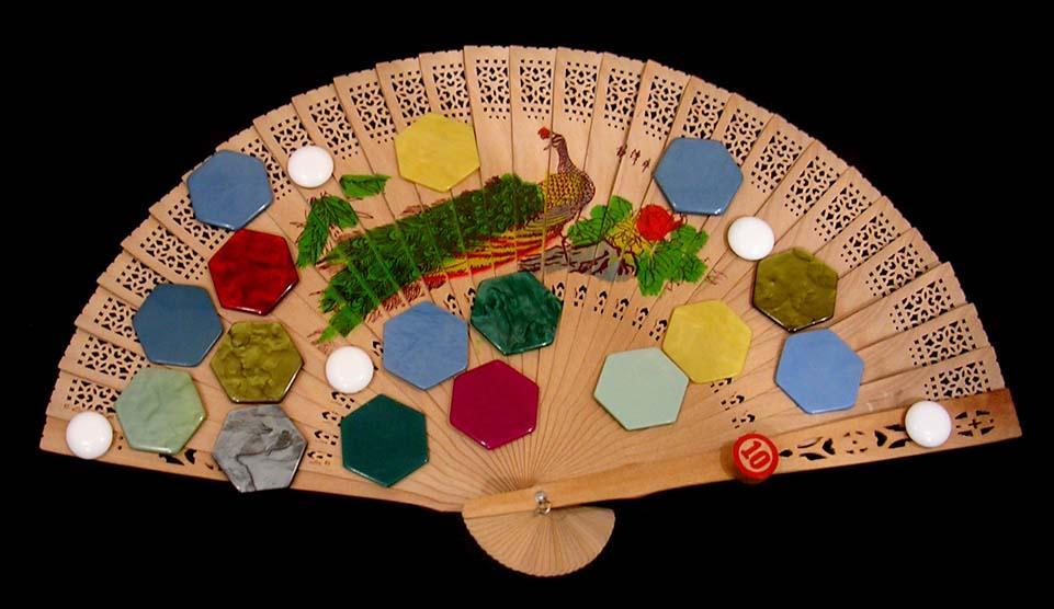 Aires de Cambio VI, serie, objetos, ensamblados, 2003