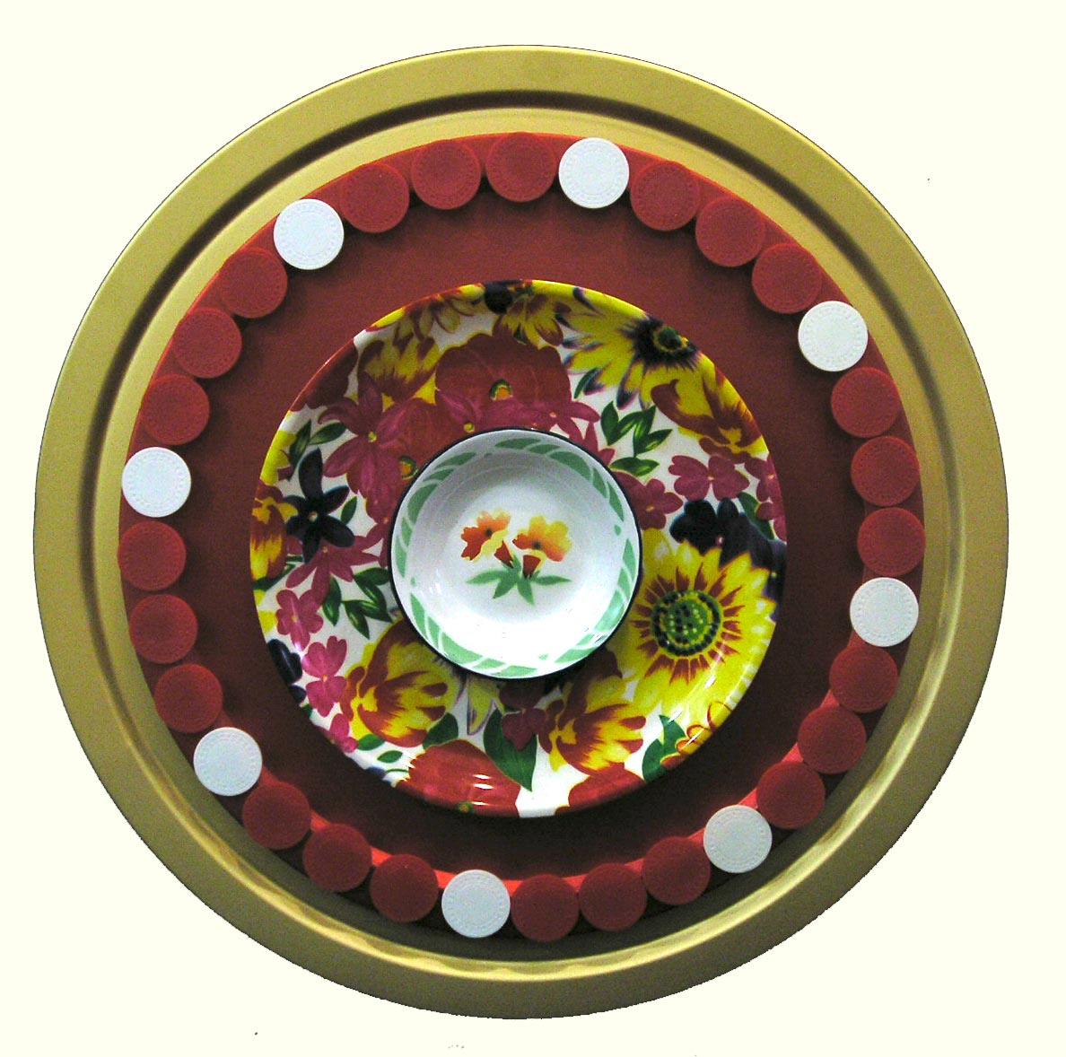 China, objetos ensamblados, 2006