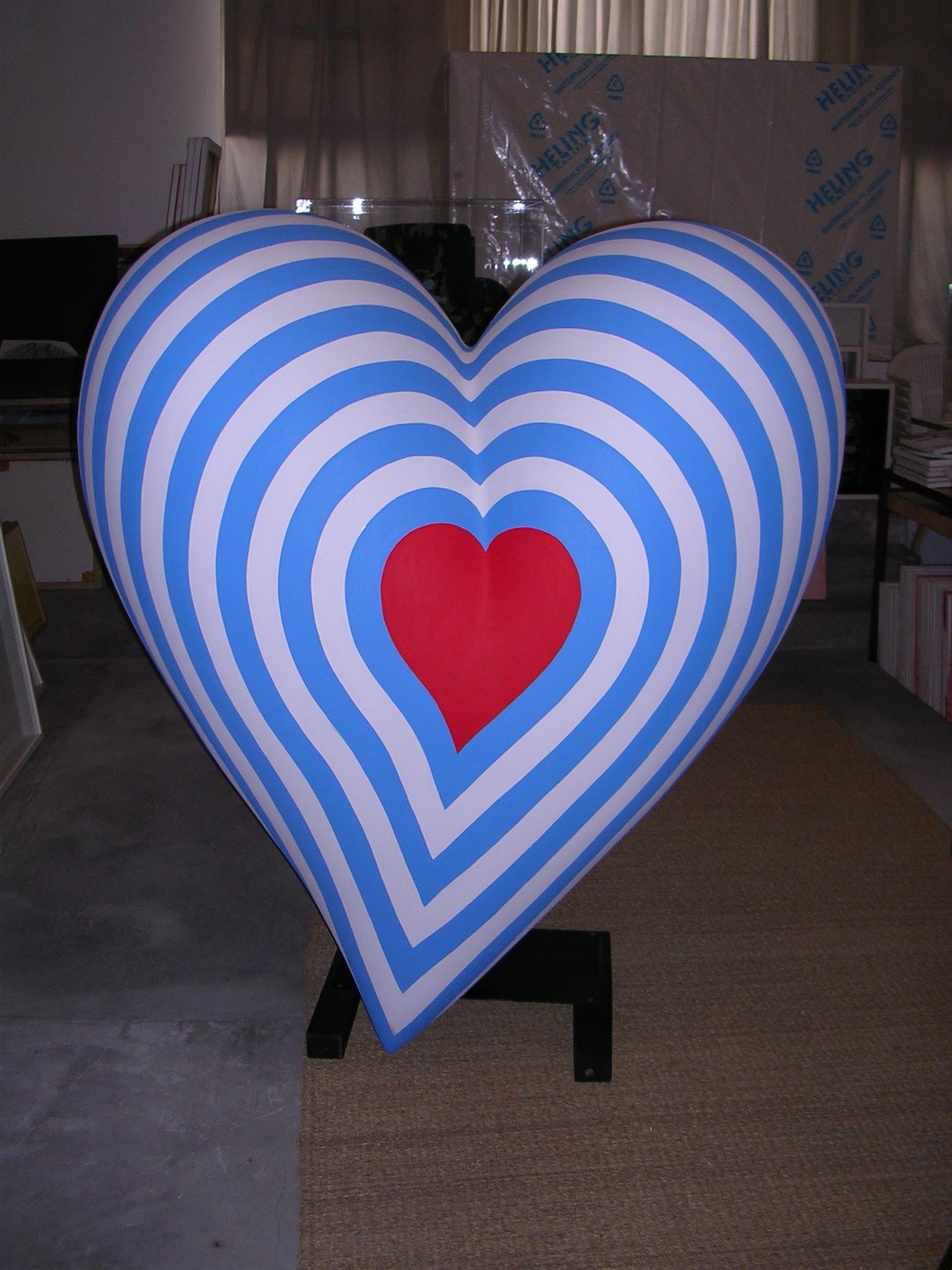 Corazón Fundación Favaloro, 2006.