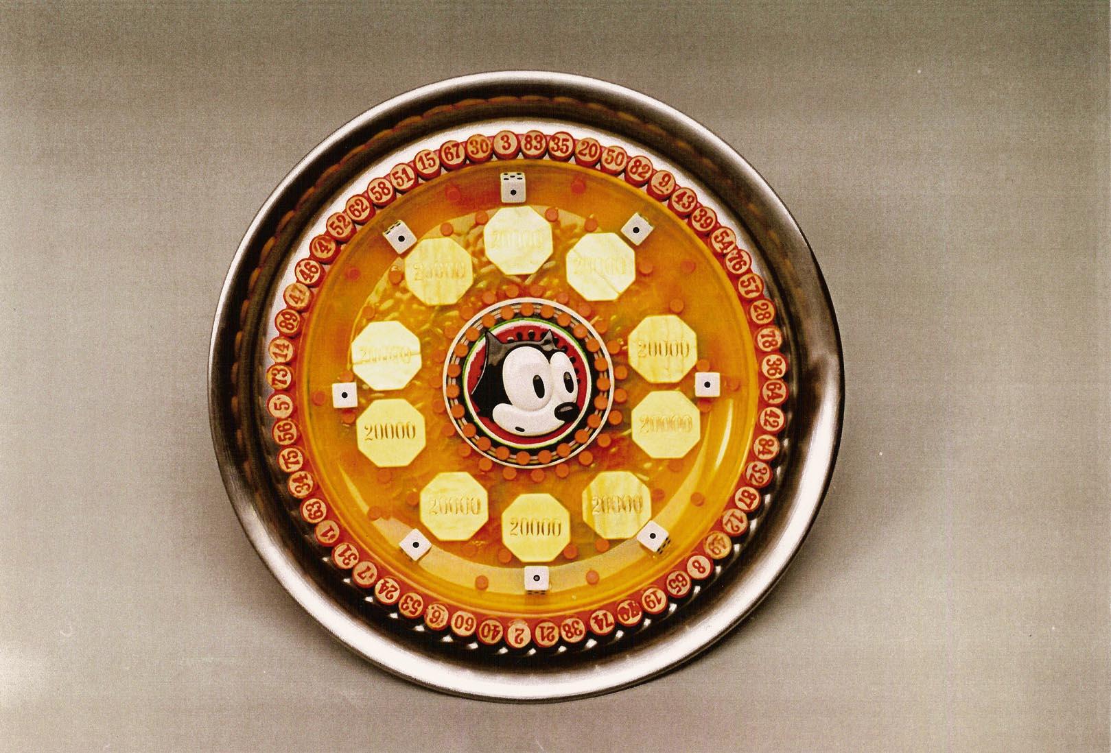 Félix, objetos ensamblados, 1999