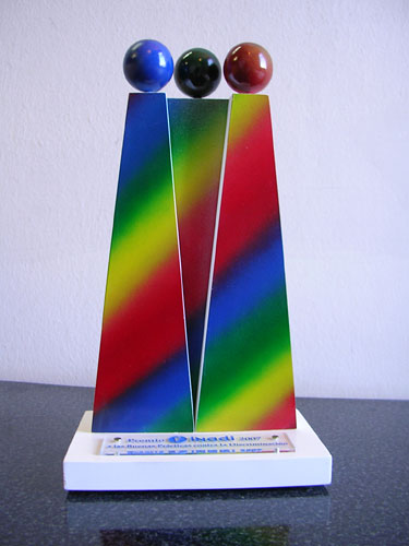 Premio INADI a las buenas practicas contra la discriminación  2007.