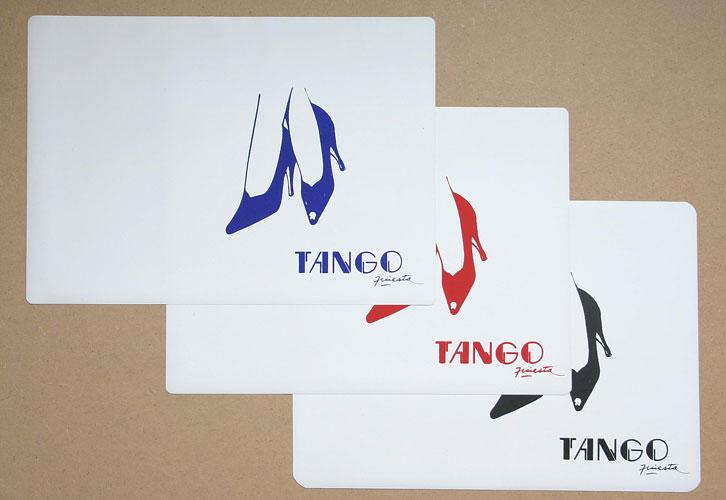 Tango, individuales, 2008