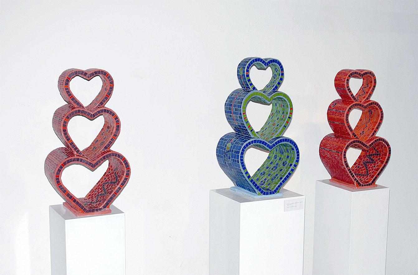 Las Sinuosidades del Amor, 2004.