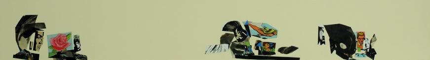 La vida siempre sonríe, serie, 13,5 x 101 cm. 2008 (11)