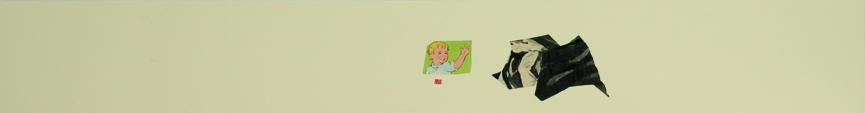 La vida siempre sonríe, serie, 13,5 x 101 cm. 2008 (13)