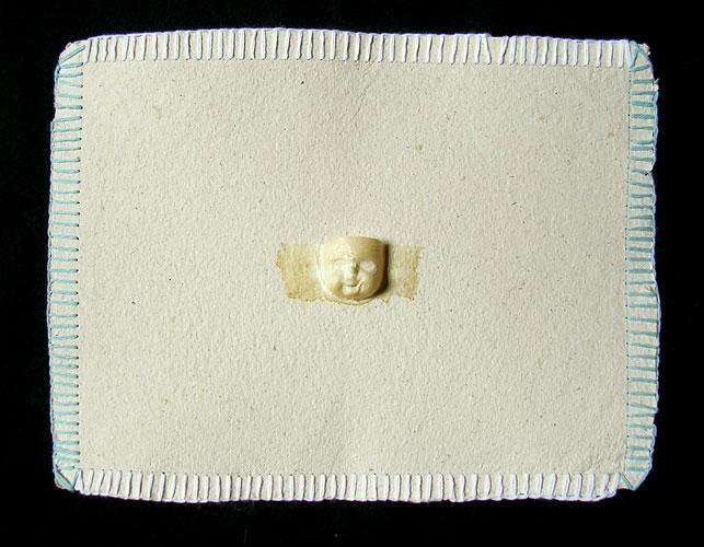 Identidad, gofrado sobre cartón, 2006