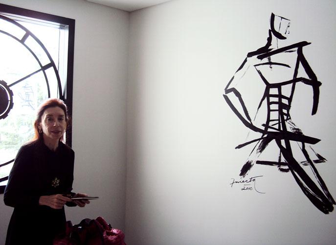 Mural en estudio de Abogacía - Buenos Aires