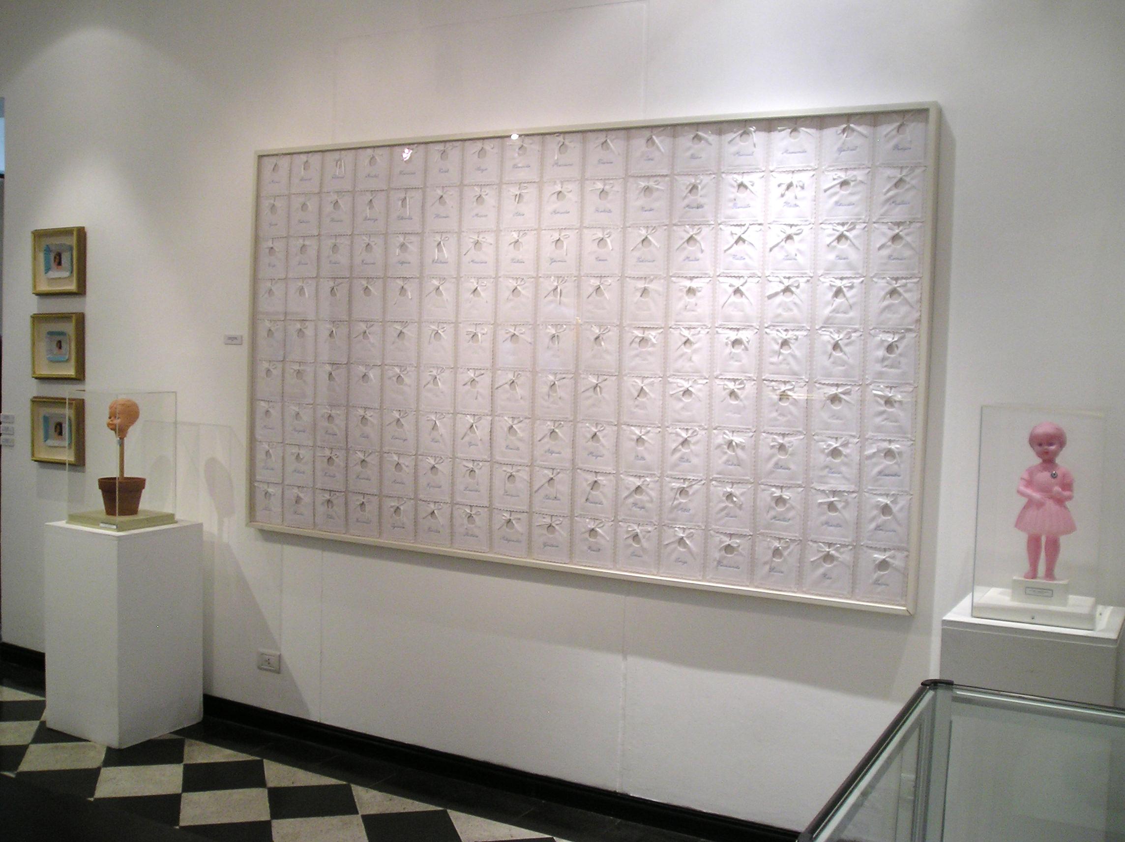 (D) EVOCACIÓN ARGENTINA / Museo Evita, 2007