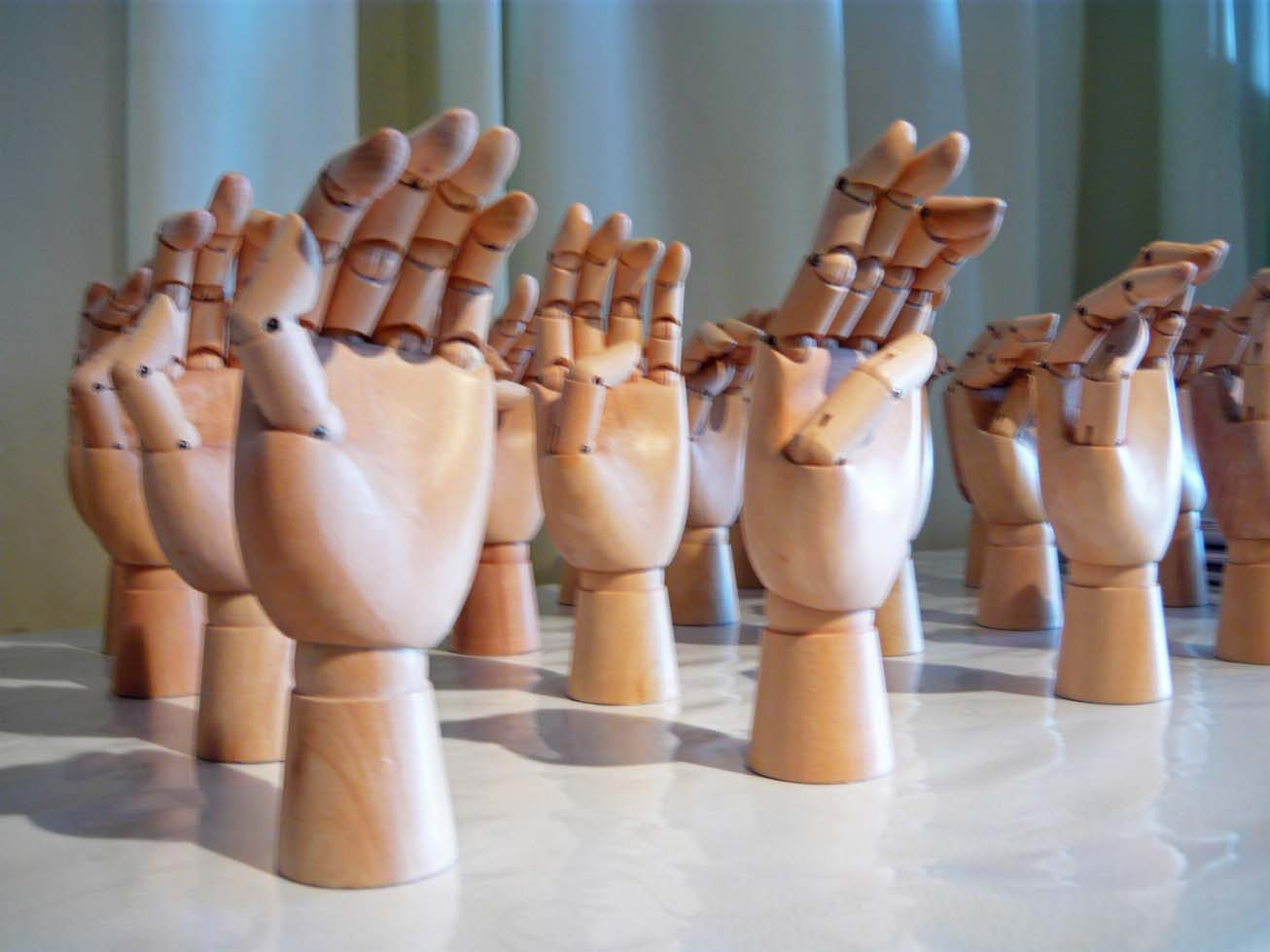 Evento Roche - El arte está en tus manos - 2010