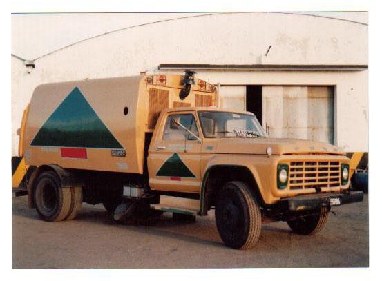 El camión recolector, Carlos Casares 1989
