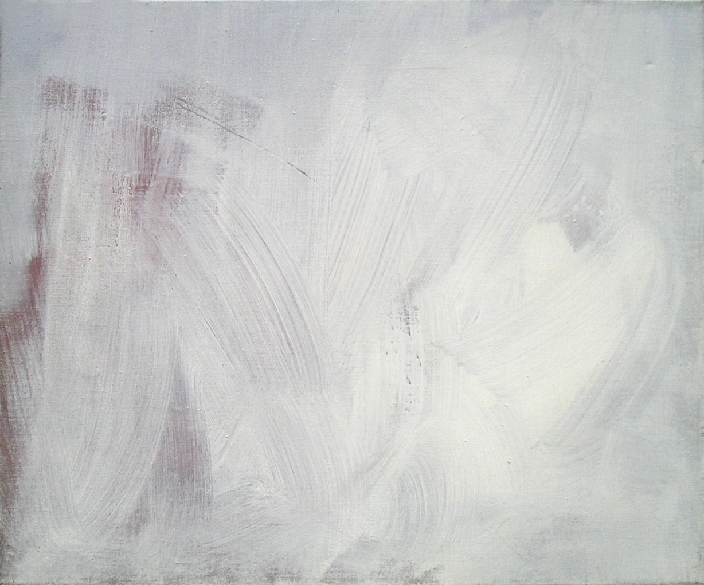 Paisaje, serie, acrílico sobre tela, 50 cm x 70 cm, 1989