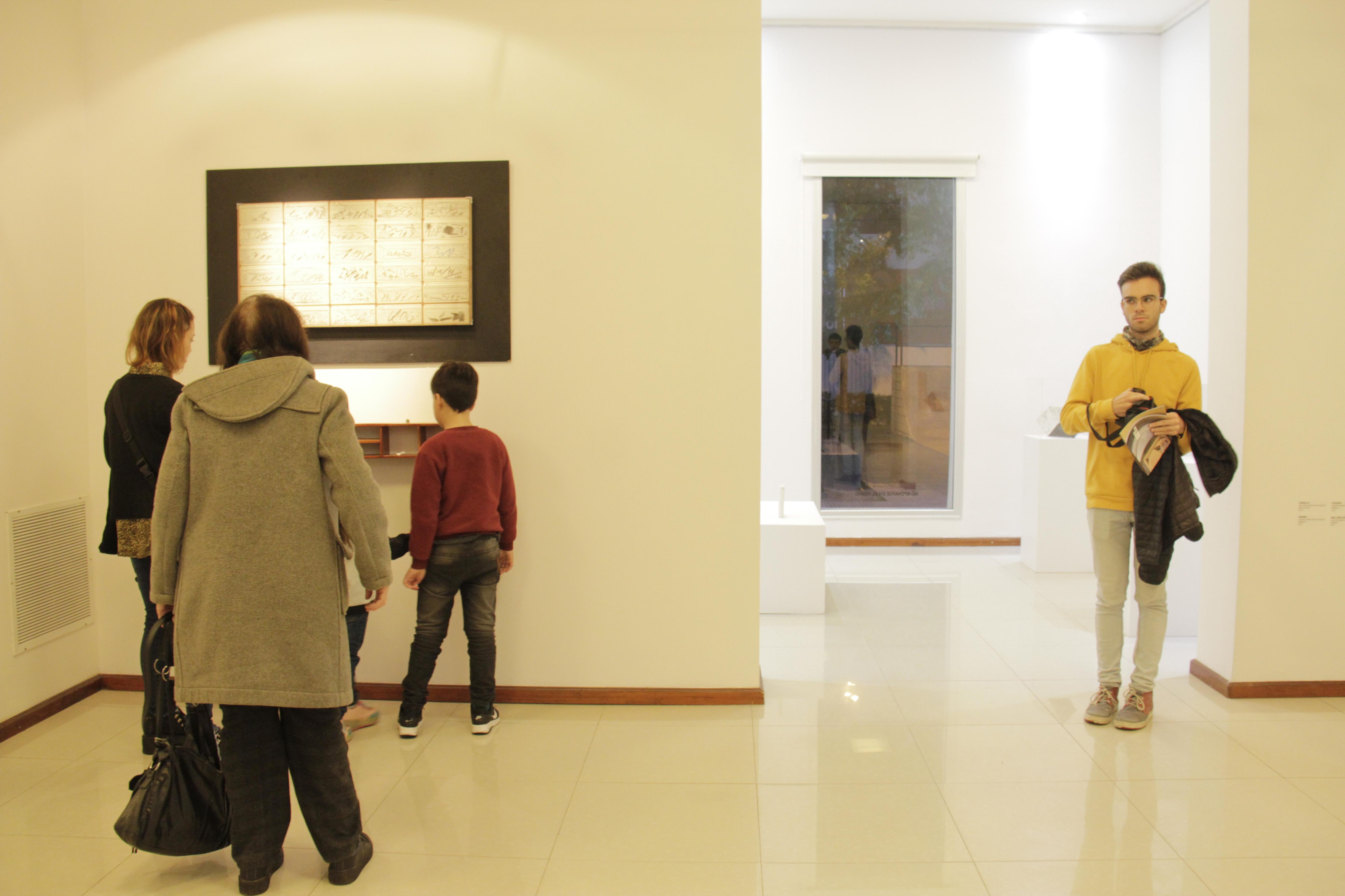 Retrospectiva Nora Iniesta / Museo de Arte Contemporáneo del Sur, 2019