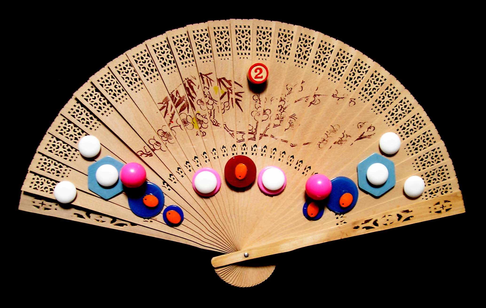Aires de Cambio XIV, serie, objetos, ensamblados, 2003