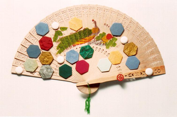 Aires de Cambio XXI, serie, objetos, ensamblados, 2003