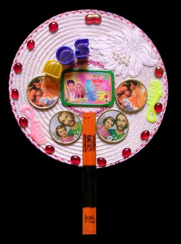 Dos, abanico circular, 2005