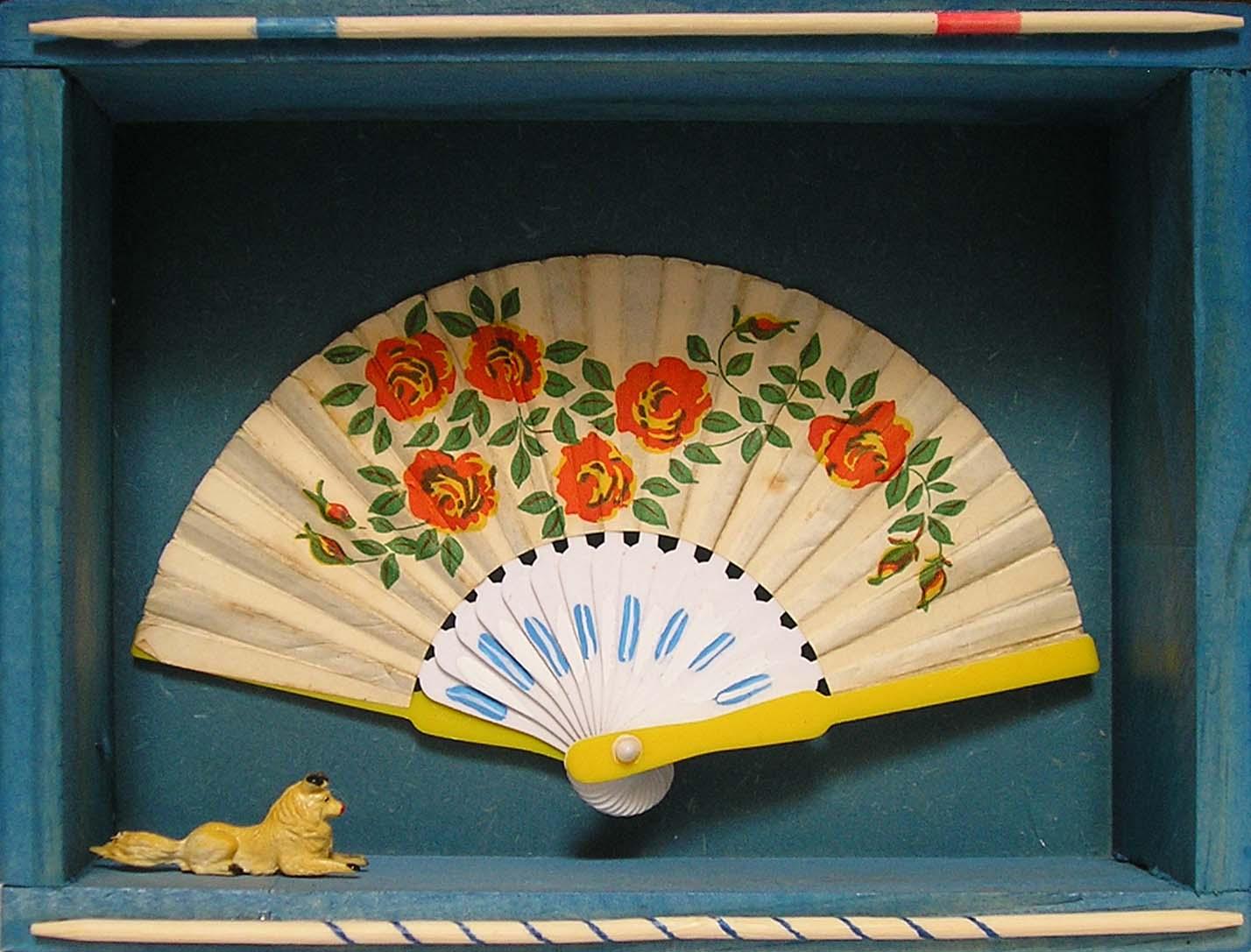 Aires de Cambio IV, serie, objetos, ensamblados, 2003