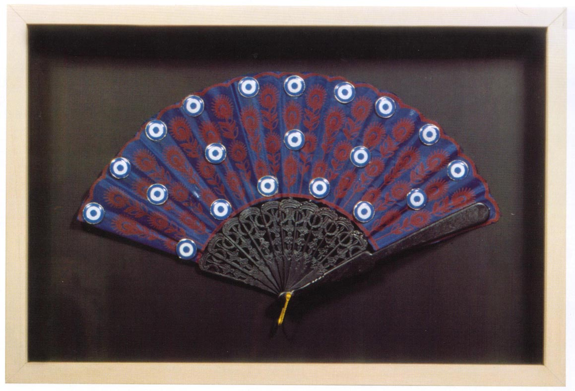 Paisaje Argentino II, objetos ensamblados, 2003