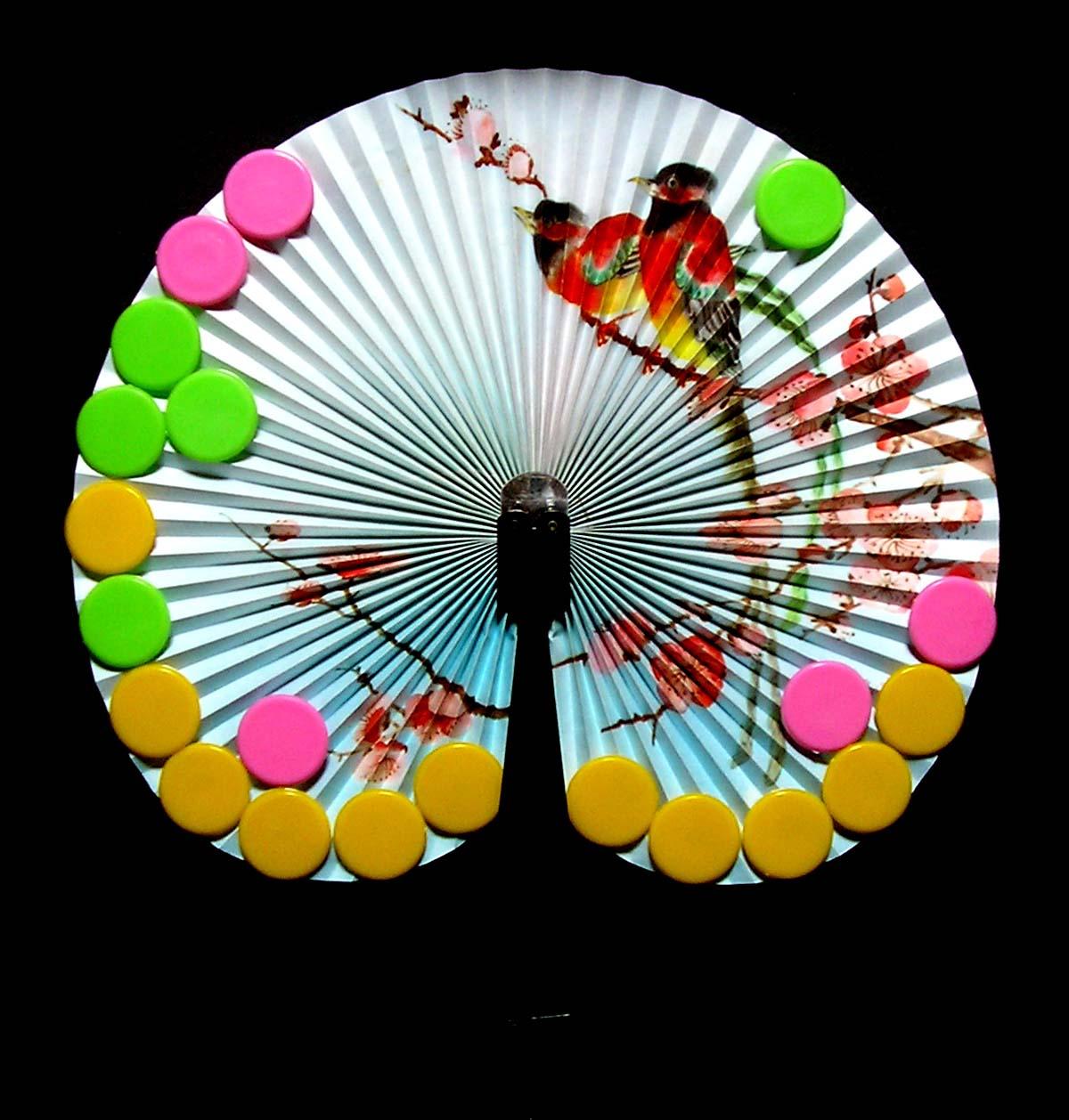 Paisaje I, objetos ensamblados,  2005