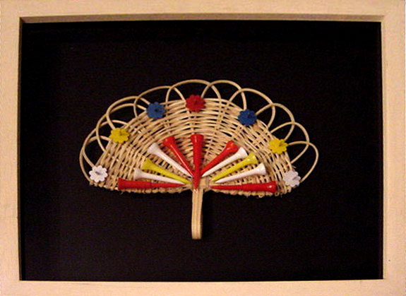 Golf VI, objetos, ensamblados, 2004