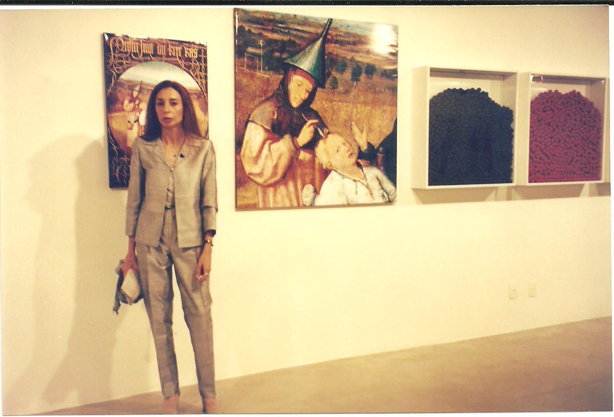 III Bienal de Artes Visuales del Mercosur, Porto Alegre, Río Grande do Sud, Brasil _2001