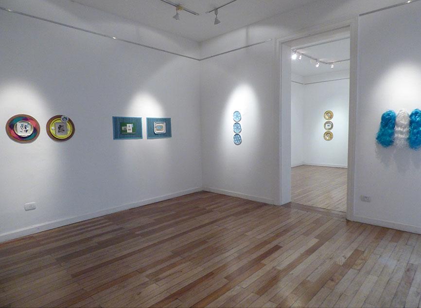 CELESTE, BLANCO Y CELESTE II, Museo de Arte Contemporáneo de Salta, Salta, 2015.
