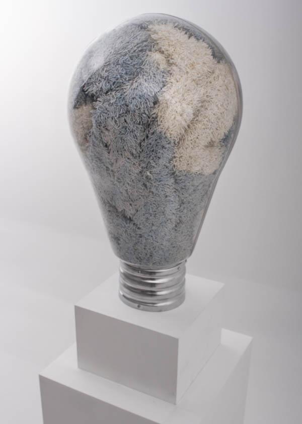 Ideas Argentinas, objetos ensamblados, 70 cm x 40 cm x 40 cm, 2017