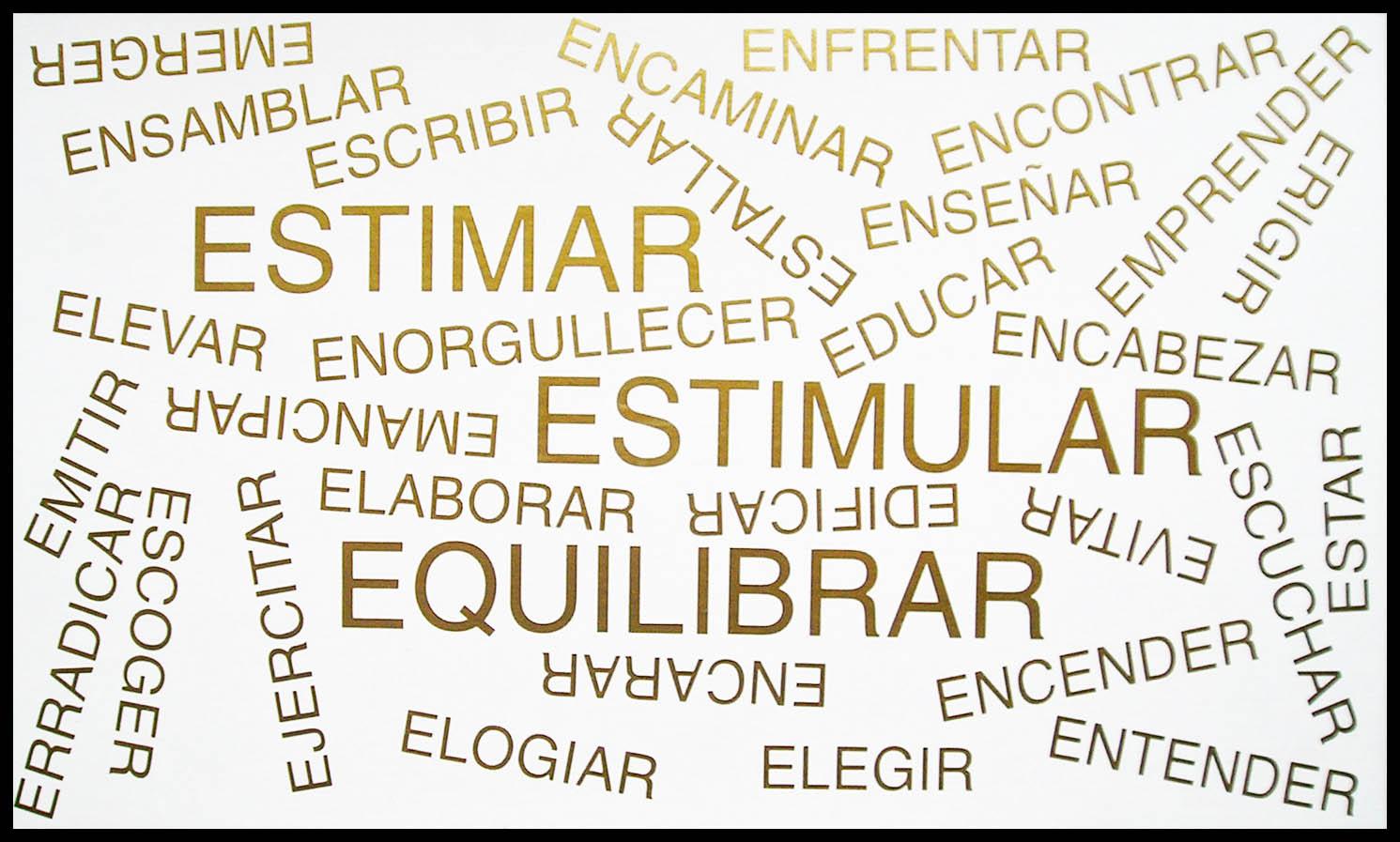 Abecedario, E; papel collage, 29 cm x 49 cm, 2003