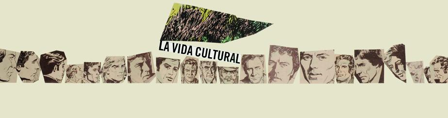 La vida cultural, papel collage, 13,5 cm x 50 cm. 2008