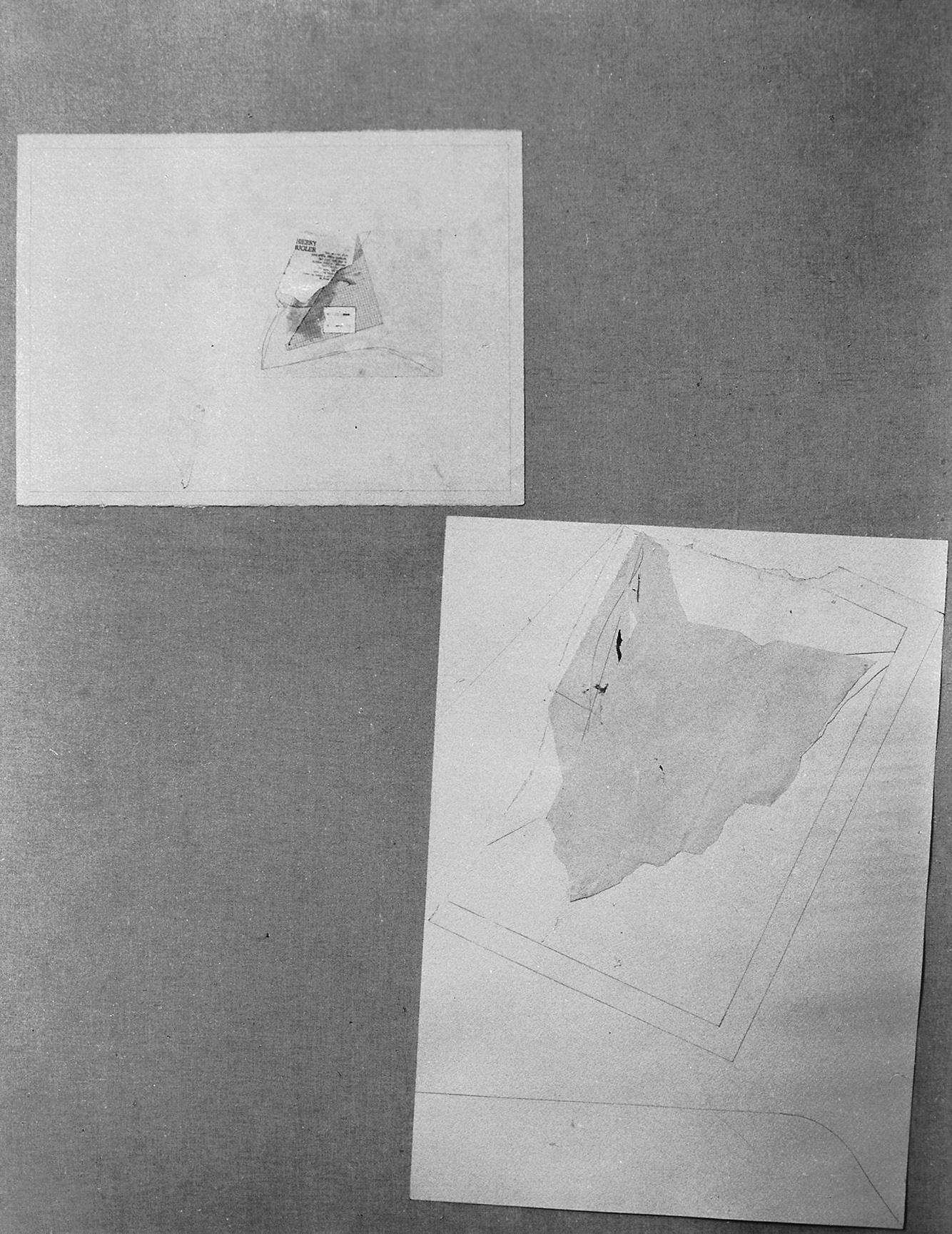 Premio Braque 1980, técnica mixta y collage , 1,50 m x 1,90m