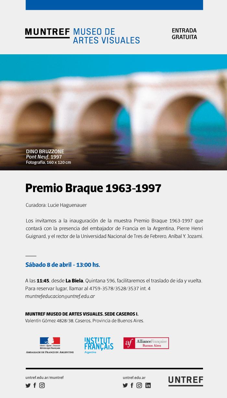 2017 Premio Braque 1963-1997