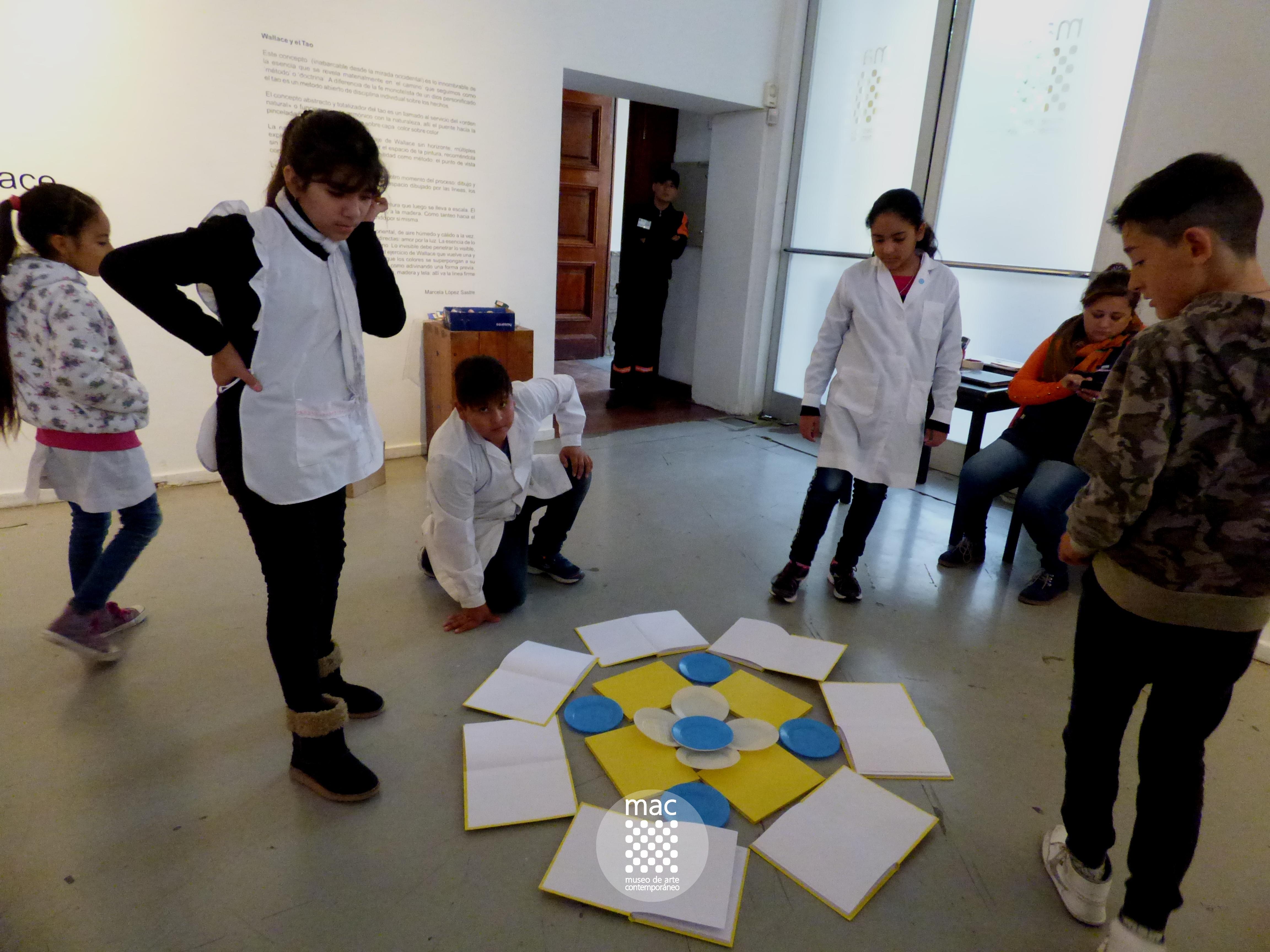 Mayo Patrio en el Mac, Proyecto V.A.C.A / Museo de Arte Contemporáneo de Salta, 2019