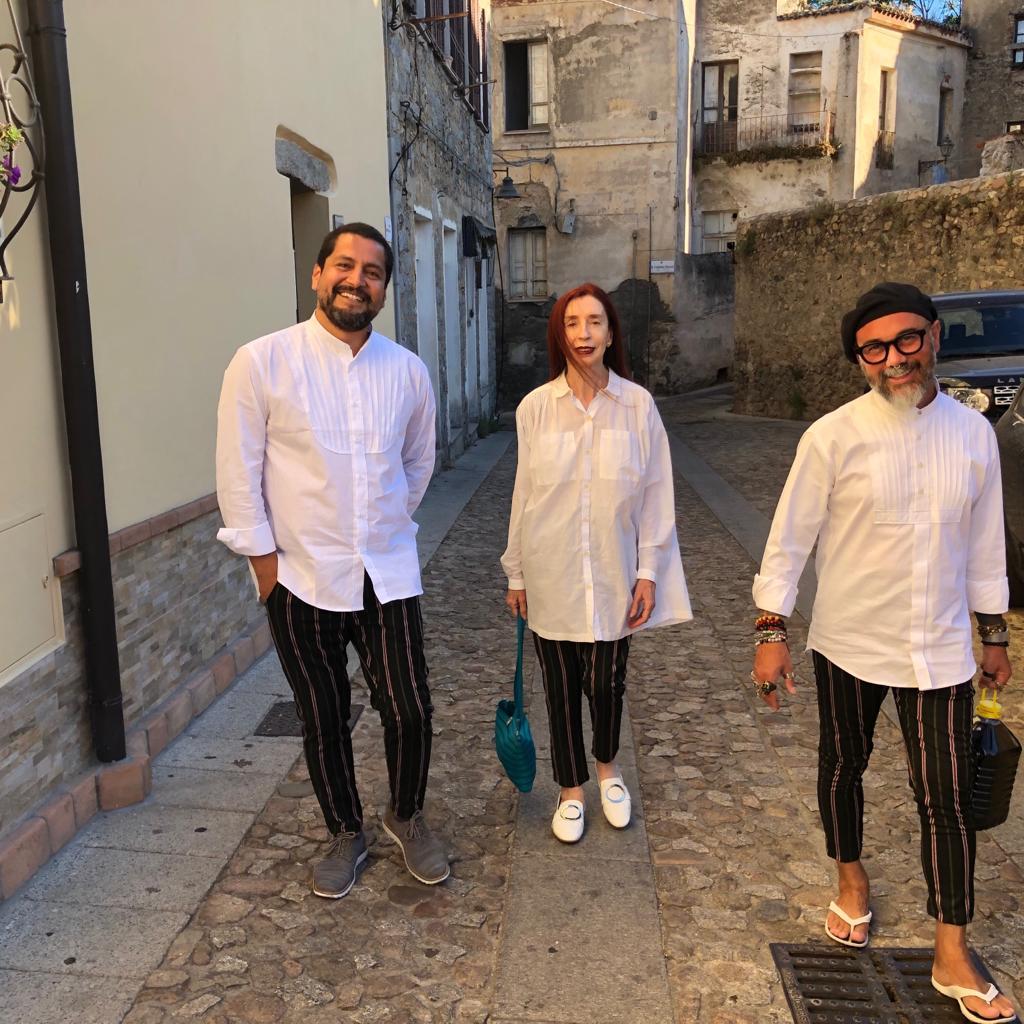 A la vida! Mi propio canto / Mancaspazio , 2019
